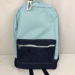 fb70910aa8d7 Old Navy Accessories - Old Navy NWT Backpack Color blocked Blue Girls